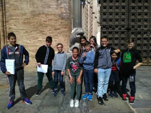 Visita didattica al Duomo